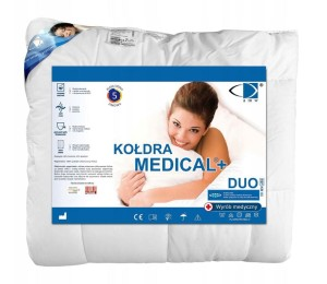 Antyalergiczna Kołdra Duo 140x200 Medical